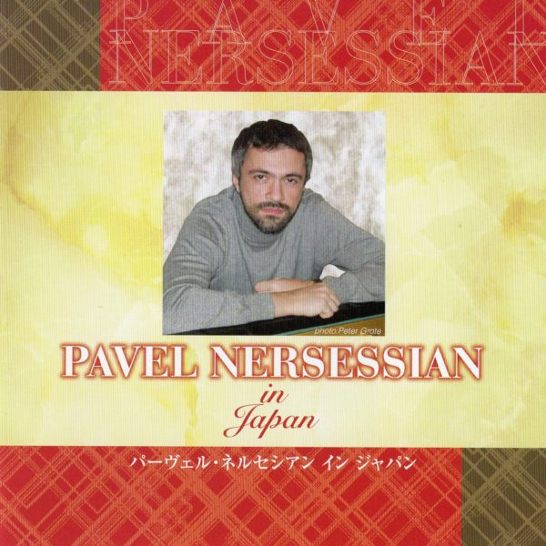 Pavel Nersessian in Japan
