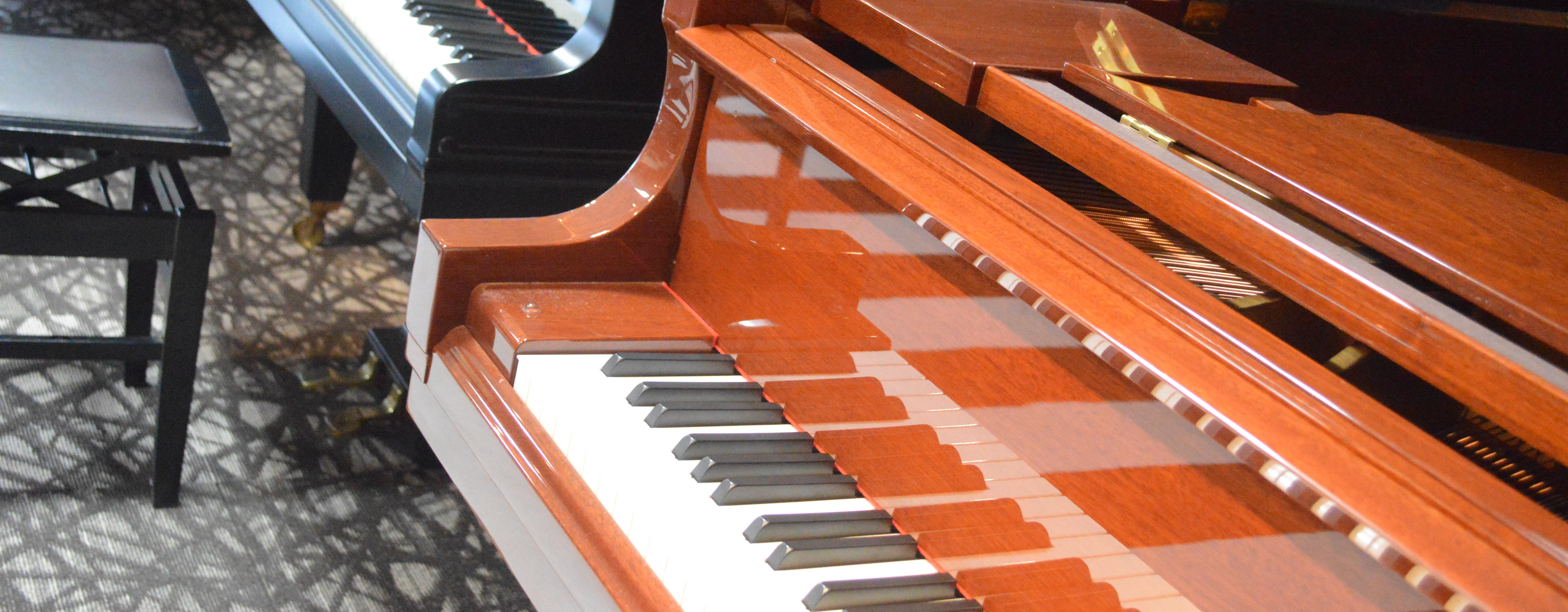 ピアノレンタル・レッスンルーム利用