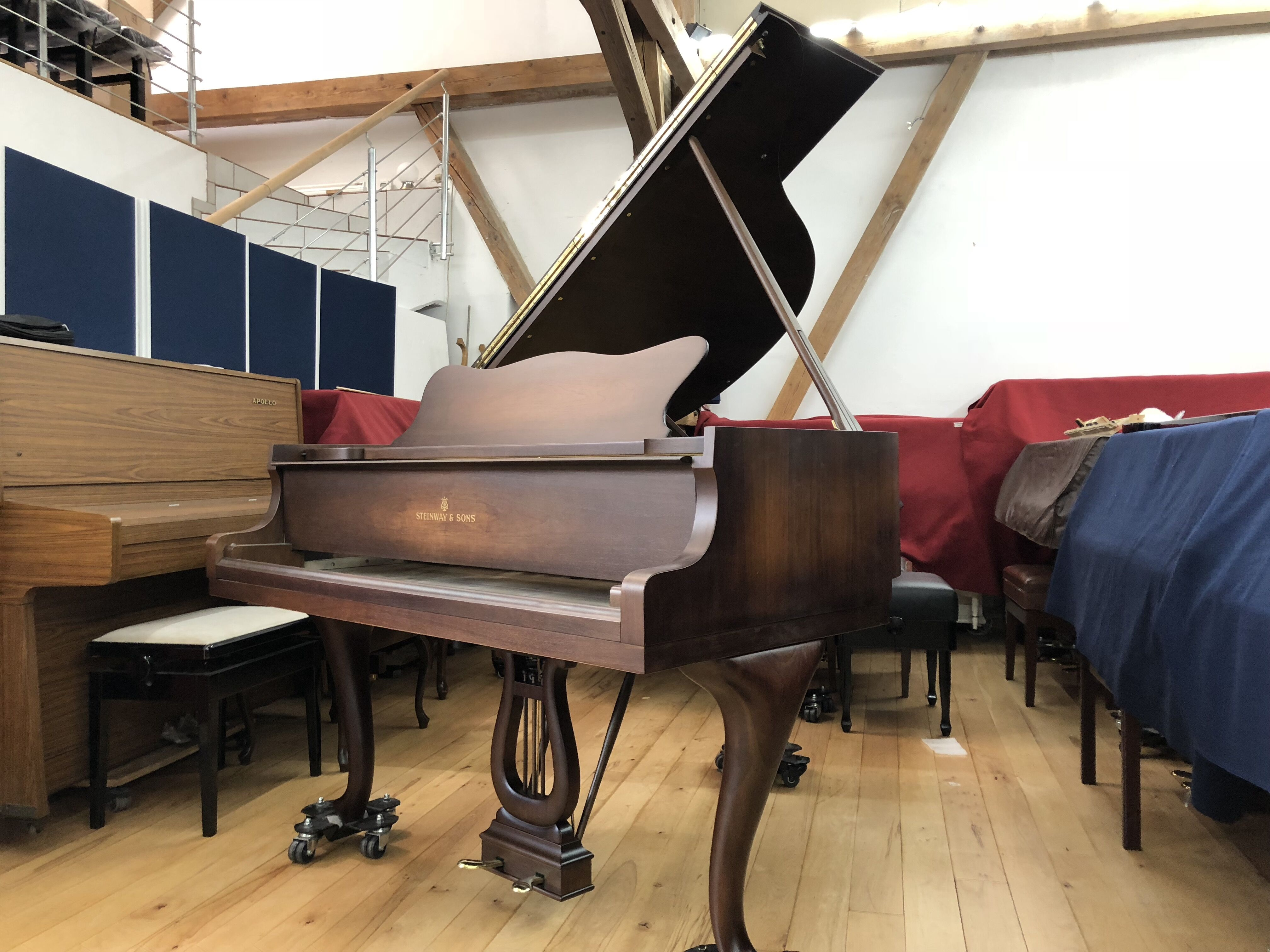 新取り扱いピアノのご紹介