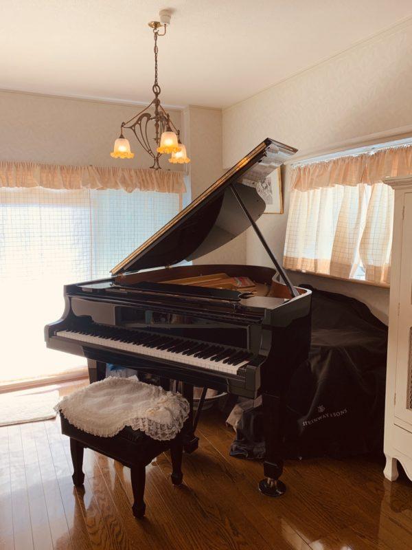 スタインウェイピアノO-180